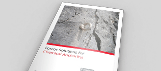 Fosroc Chemical Anchoring Brochure
