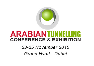 Fosroc to exhibit at the Arabian Tunnelling Conference