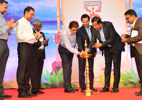 Fosroc India's Annual Applicators, SFA and Platinum Distributors Meet 2019