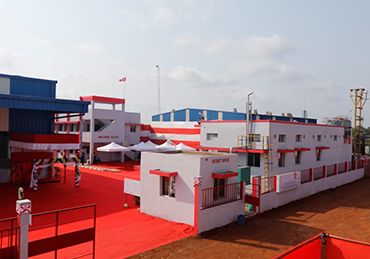 Fosroc India Inaugurate it's New Powder Plant