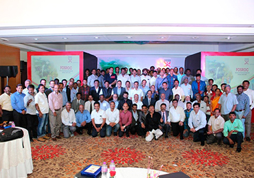 Fosroc India SFA & Platinum Distributor Meet 2017