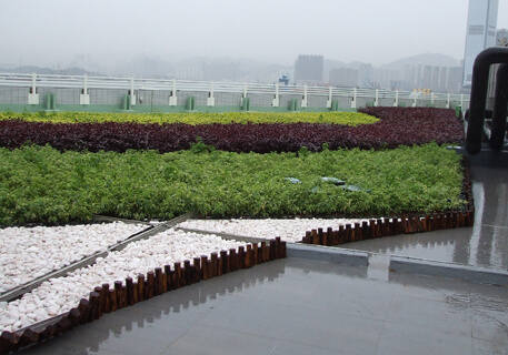 Fosroc Launch a New Green Roof Waterproofing Grade of Polyurea