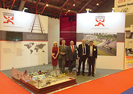 Success at Infrarail 2014