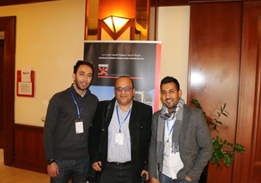 Fosroc Jordan Sponsor Jordanian International Civil Engineering Conference