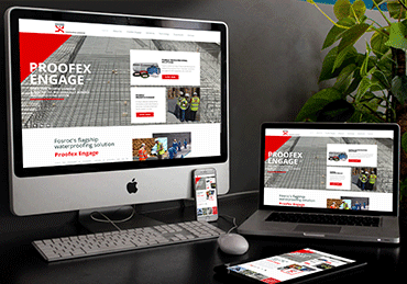 New Microsite for Proofex Engage