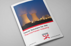 Fosroc thermal power Front Cover
