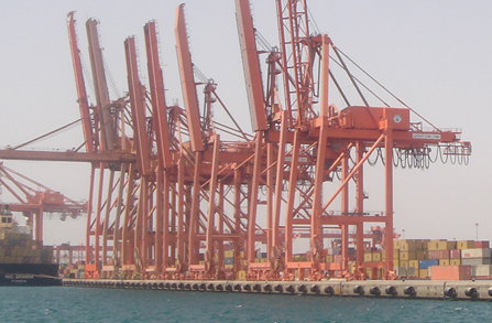 Fosroc Case Study Jeddah Islamic Port