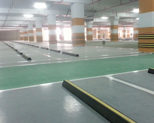 Epoxy Flooring Qatar