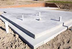 Building Floor Slab